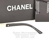 Женские солнцезащитные очки Chanel с поляризацией для водителей Поляризационные Шанель Брендовые реплика, фото 4