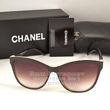 Женские солнцезащитные очки Chanel овальные Модные 2021 Стильные Шанель Брендовые реплика
