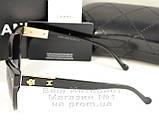 Женские солнцезащитные очки Chanel Кошачий глаз Модные 2021 Стильные Шанель Брендовые реплика, фото 3