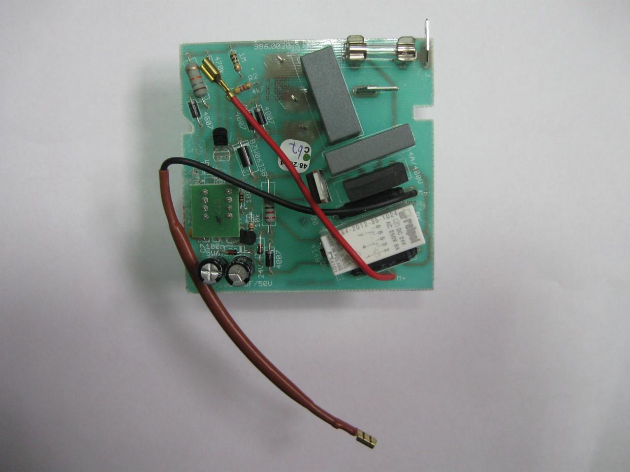 Модуль управления мясорубки Zelmer 986., 00756714