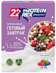 Готовый завтрак Protein Rex BREAKFAST Лесная Ягода (250 грамм)