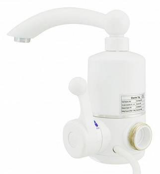 Проточный нагреватель воды Delimano (боковое подключение)