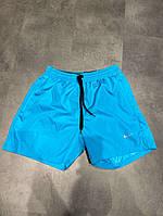 Плавательные шорты Nike Swoosh Lite Blue