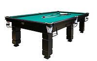 Бильярдный стол для пирамиды Далас 12ф ардезия 3.6м х 1.8м