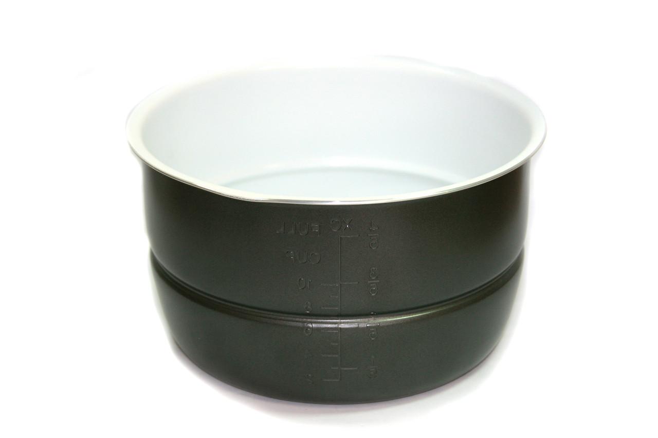 Какая чаша лучше для мультиварки тефлоновая или керамическая
