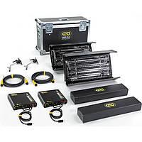 Kino Flo Interview DMX 2' 4Bank Two Light Kit (Europlug) (KIT-2NT-X230U)