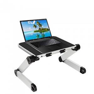 Складаний Столик підставка для ноутбука Table Buddy