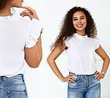 "Річна блузка з софта ""Elen"", фото 3"