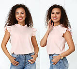 "Річна блузка з софта ""Elen"", фото 9"