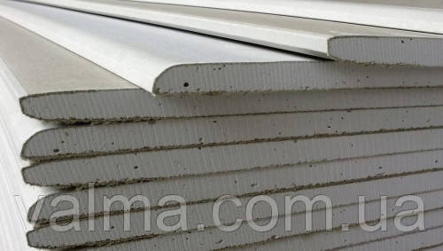 Гипсокартон стеновой 2500х1200х12,5 мм