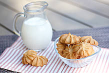 Печиво без глютену Ванільне, 100 г