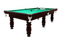 Бильярдный стол для пирамиды КЛАССИК 2 12ф дсп 3.6м х 1.8м