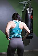 Штани з високою талією для фітнесу облягаючі Sportiv, фото 3