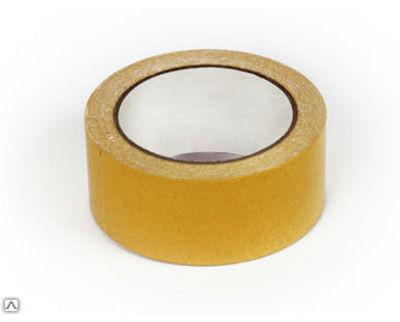 Двусторонний скотч на полипропиленовой основе 50мм*25м