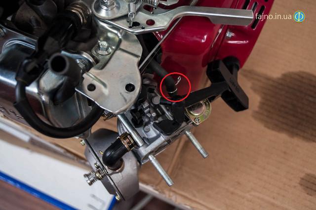 переделка бензиновой мотопомпы на газ своими руками