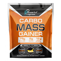Carbo Mass Gainer - 2000g Banan
