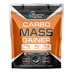 Carbo Mass Gainer - 2000g Oreo