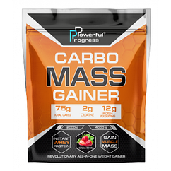 Carbo Mass Gainer - 2000g Strawberry