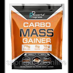 Carbo Mass Gainer - 2000g Tiramisu