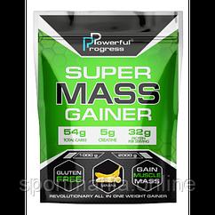 Super Mass Gainer - 1000g Banana