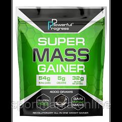 Super Mass Gainer - 4000g Oreo