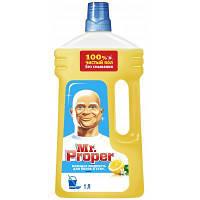 Моющая жидкость для уборки Mr. Proper Лимон 1л (4084500644762)