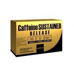 Caffeine Sustained Release -100caps (До 10.21)