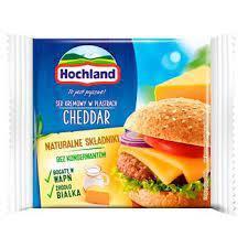 Сир тостовий Cheddar 130г