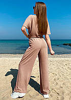 Легкий свободный летний костюм  017В/03, фото 1