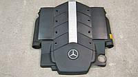 Корпус воздушного фильтра Mercedes S500 W220, A1120901101, крышка двигателя, фото 1