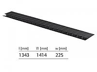 Фольга Uponor Tecto для компенсационного элемента 45°