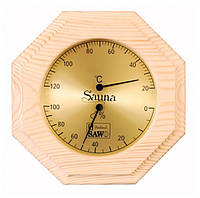 Термометр-влагомер для сауны, бани Sawo 241-THP