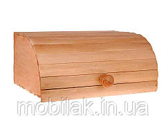 Хлібниця деревяна середня ТМ ЧЕРНІВЦІ
