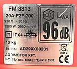 Газонокосилка электрическая Agrimotor 1300W (FM3813), фото 10