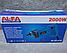 Глубинный вибратор для бетона AL-FA ALID-216 / Диаметр булавы: 35 мм (4000об / мин 2000Вт), фото 8