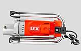 Глубинный вибратор для бетона LEX LXCV23-4M 2300 Вт, фото 6