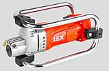 Глубинный вибратор для бетона LEX LXCV23-4M 2300 Вт, фото 7