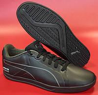 Мужские Кроссовки Puma MAMGP Court Mercedes черного цвета Оригинал Размер 41,42