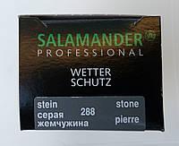 """Крем с губкой серая жемчужина """"Wetter-Schutz"""" PROFESSIONAL для гладкой кожи Саламандра, фото 1"""