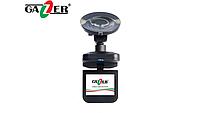 Gazer F525 Компактный HD автомобильный видеорегистратор для штатной установки с режимом охранной записи на пар