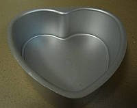 Форма для выпечки  ПРОФИ Сердца (код 04571)