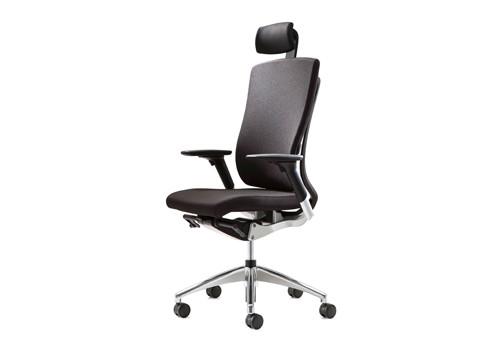 Компьютерное кресло с подголовником Enrandnepr FLEX черный