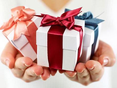 Идеи для подарков и приятные мелочи