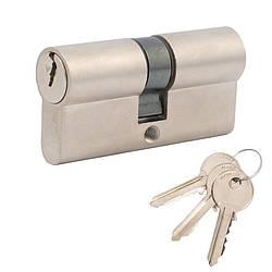 Цилиндр Cortellezzi Primo 116 30x30 ключ/ключ мат никель