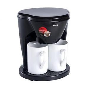 Крапельна кавоварка RECA 450 Вт, 0,24л 2 чашки RHB45