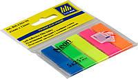 Стикеры пластиковые BUROMAX 2302-98