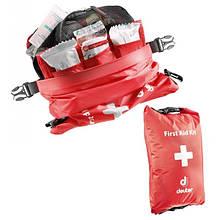 Аптечка Deuter First Aid Kid DRY M колір 505 fire заповнена (39260 (49263) 505)