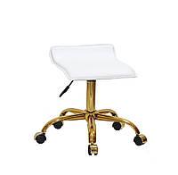 Стул офисный на колесиках ABAZ GD-OFFICE экокожа, белый