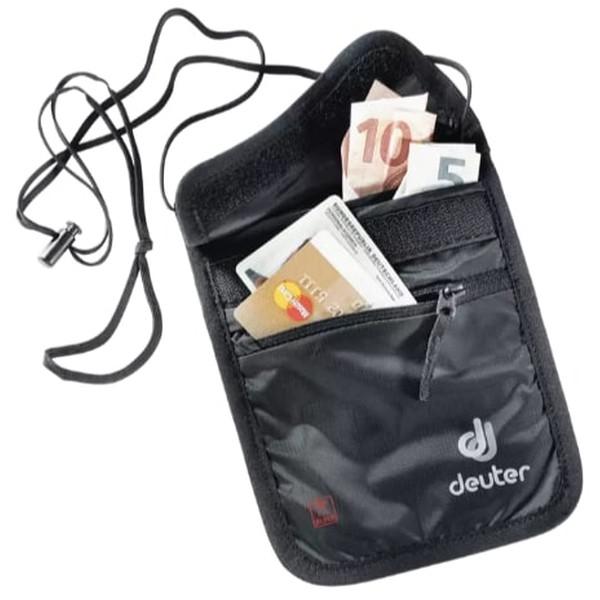 Гаманець Deuter Security Wallet II RFID BLOCK колір 6010 sand (3942120 6010)