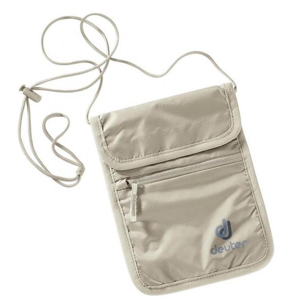 Гаманець Deuter Security Wallet II колір 6010 sand (3942116 6010)